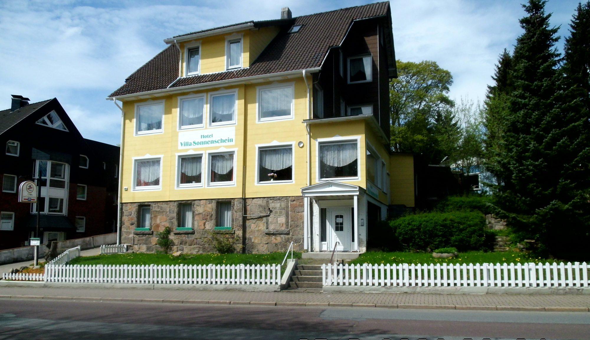 Hotel Villa Sonnenschein Braunlage Harz